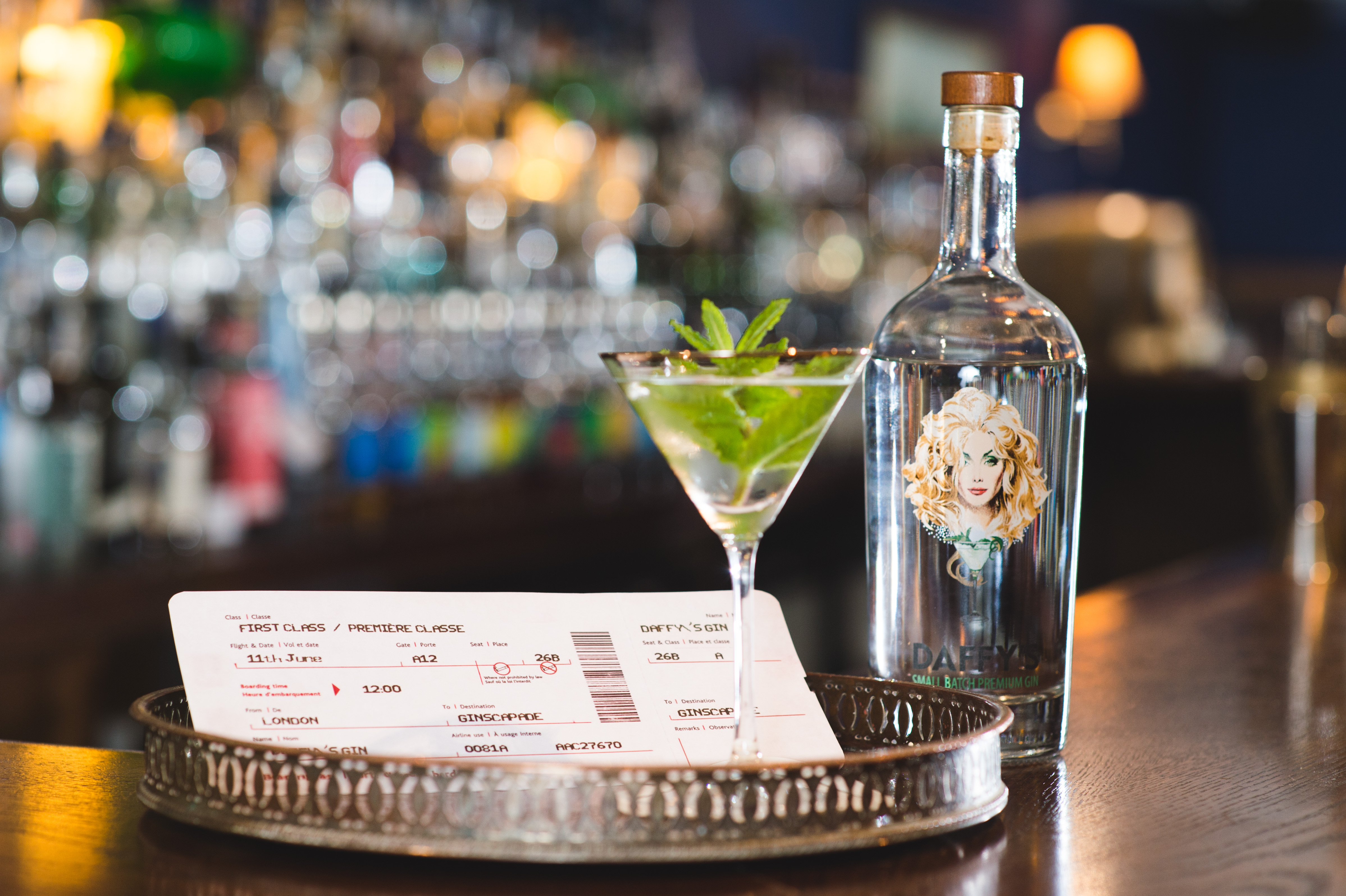 £50,000 Martini with a Twist of Luxury World Travel