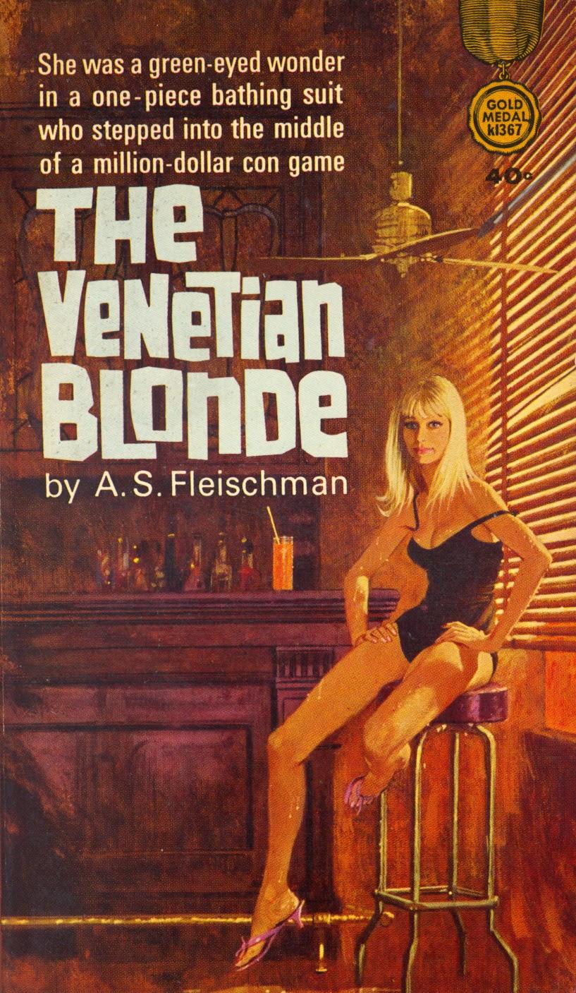 THE VENETIAN BLONDE