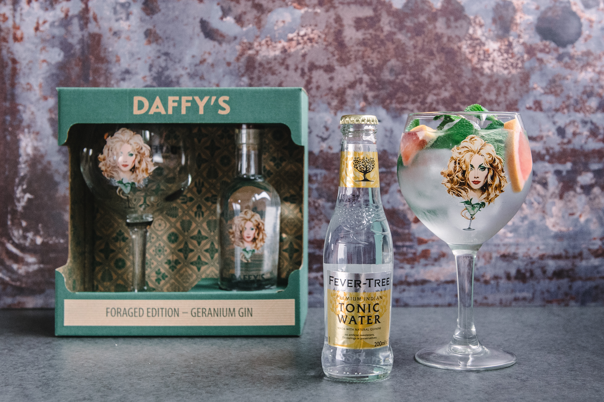 DAFFY'S X HARVEY NICHOLS FORAGED GIN