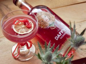 Daffy's Mulberry Gin